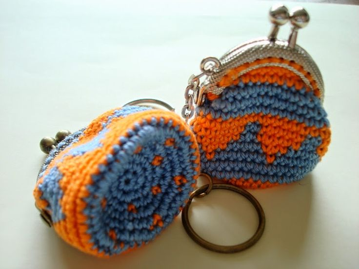 Amber's Creaties: Mini portemonnee
