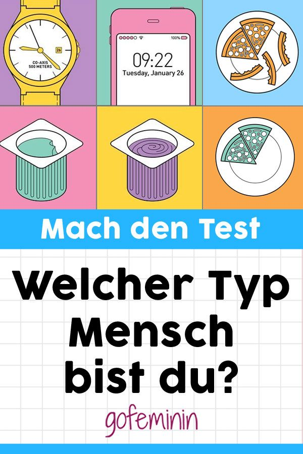 typ mensch