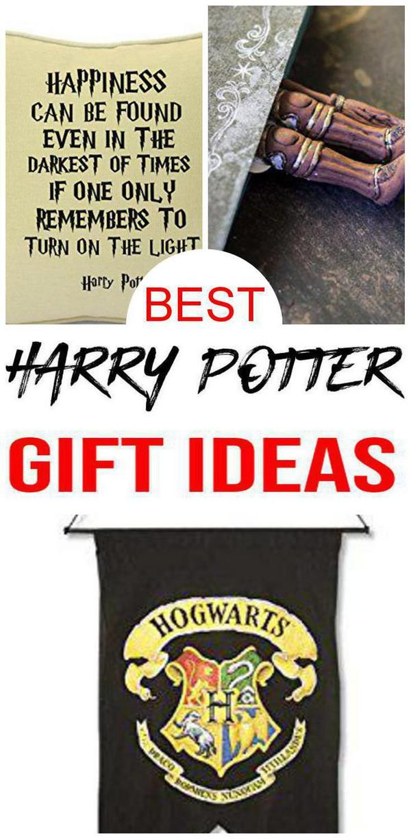 Find The Best Harry Potter Gift Ideas For Kids Boys And Girls Will Love One Of These Fun Harry Potter Gift Ideas For A Harry Potter Gifts Gifts For Kids Gifts