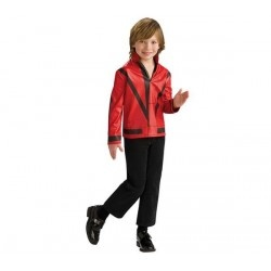 "RUBIE'S Chaqueta de niño Thriller ""Michael Jackson"" talla L. - UKA Digital"