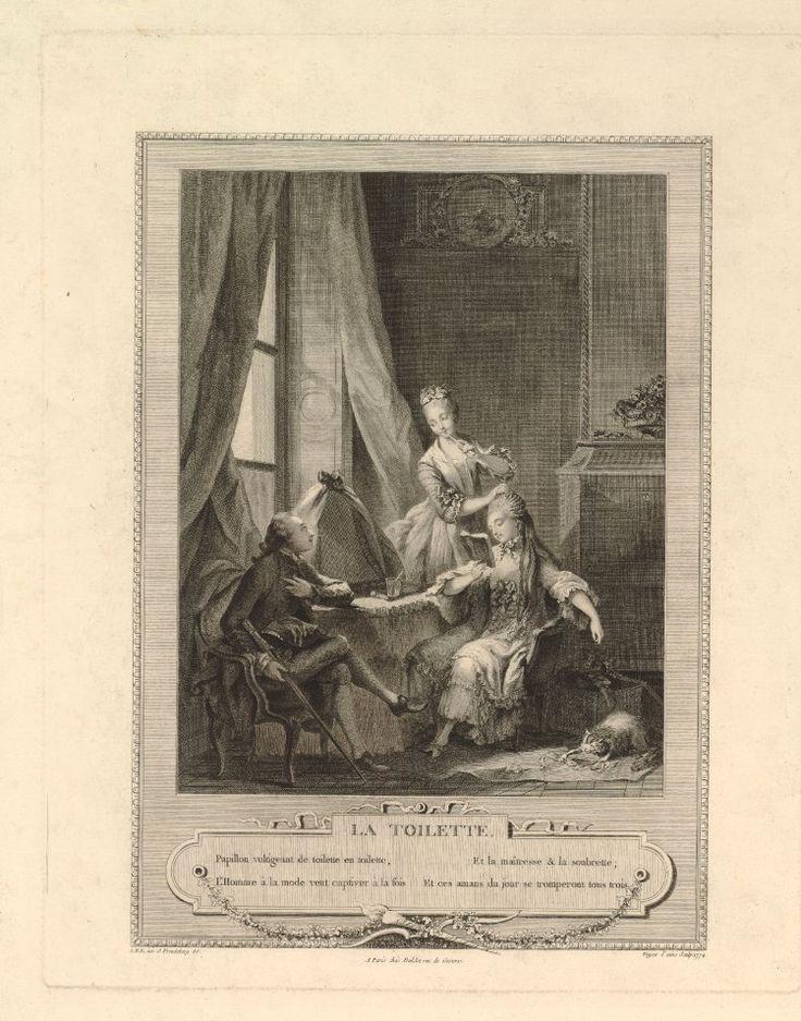 Французский костюм и нравы конца 18 века, 1789 год. - Интересное и забытое - быт и курьезы прошлых эпох.