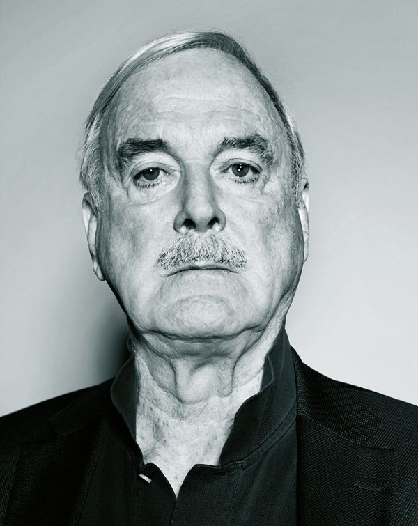 John Cleese (1939) - English actor, comedian, writer and film producer. Photo © Axel Martens