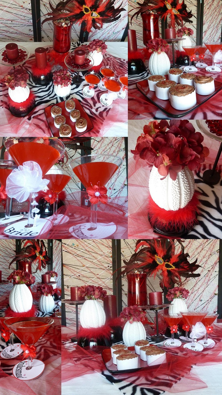 8 best images about red hot bachelorette or birthday party ideas on pinterest bachelorette - Th party theme ideas ...