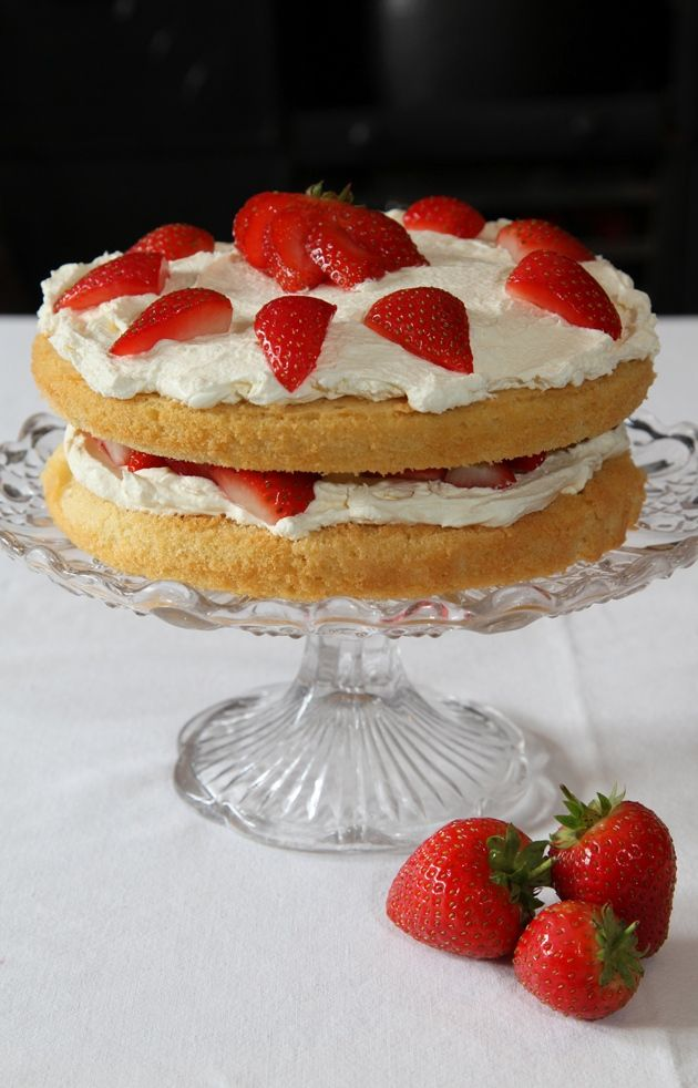 Traditional Courting Cake Recipe