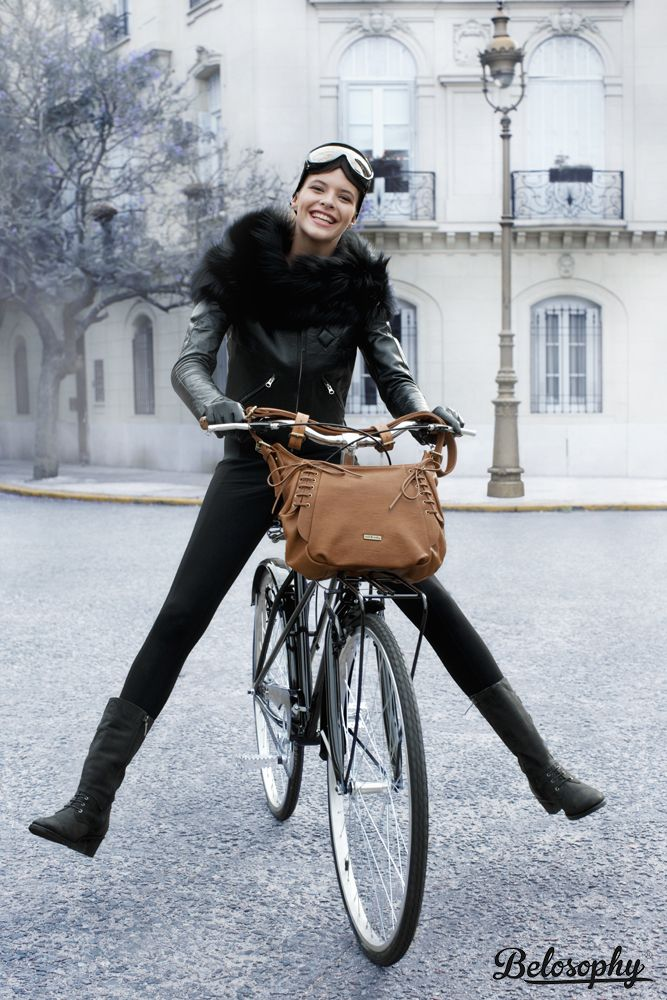 Belosophy Bicicleta Paris. Bicycle. Ride with style. | Shared from http://hikebike.net