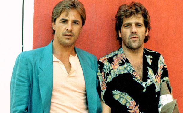 Glenn Frey dies: See him guest star on Miami Vice | EW.com