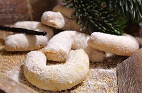 Recept na Vanilkové rohlíčky ze špaldové mouky