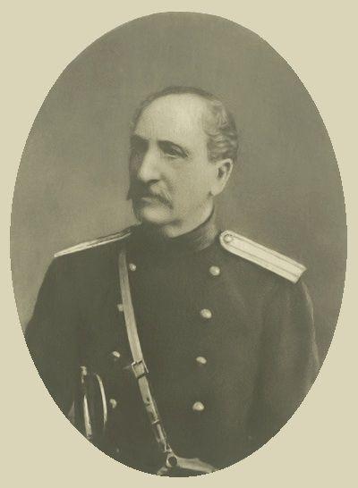 Prince Trubetskoy Alexander Vasilyevich / князь Трубецкой  Александр  Васильевич  (1813 † 1889)