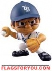 "Rays Lil' Teammates Series 2 Pitcher 2 3/4"" tall"