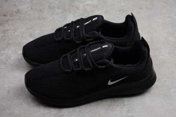Nike Viale Triple Black Mens Womens
