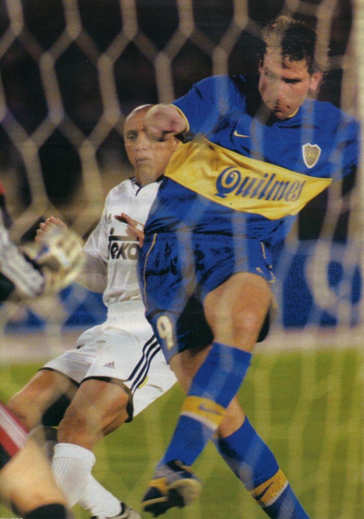 Boca Juniors - Gol de Palermo al Madrid - Final Intercontinental 2000
