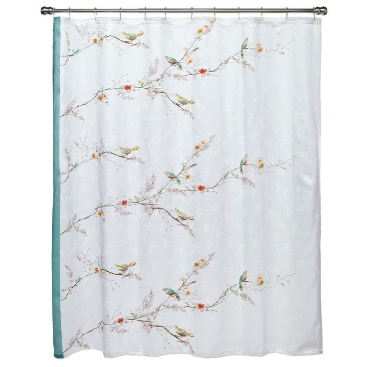 Lenox Chirp Shower Curtain