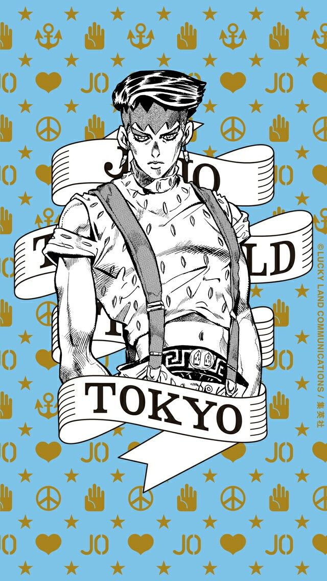 Jojo's Bizarre Adventure World Tour Wallpapers