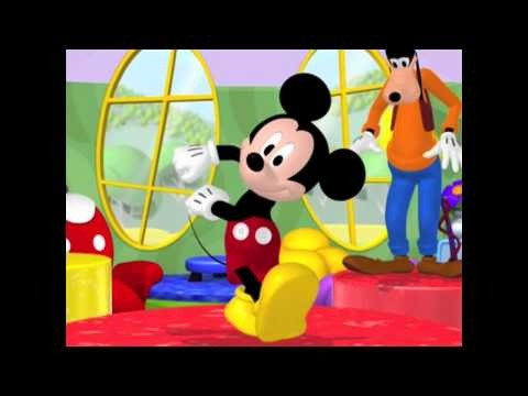 Mickey Mouse Clubhouse Hot Dog Song - in HD!