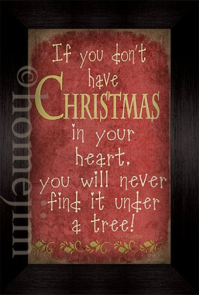 I love the real reason of Christmas...family is most important.