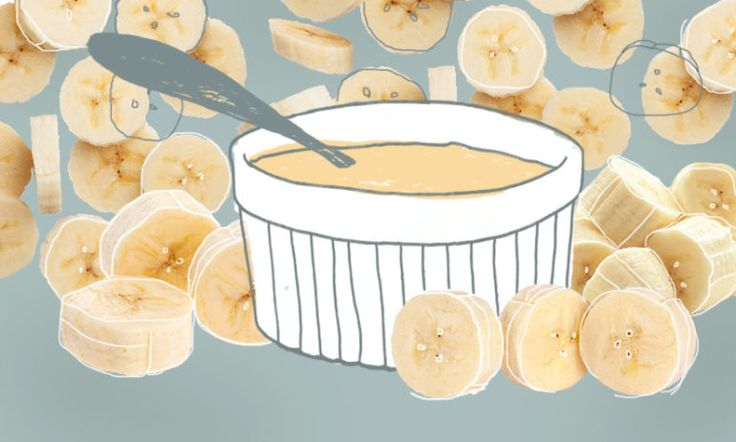 Another Reason To Eat Dessert For Breakfast: Banana Cream Custard - mindbodygreen.com. Ingredients: bananas, coconut cream, vanilla, salt, gelatin powder, honey, cinnaon, ginger, cardamom. Bake
