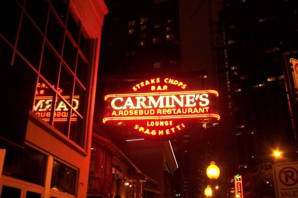 Carmine S Restaurant Chicago Illinois