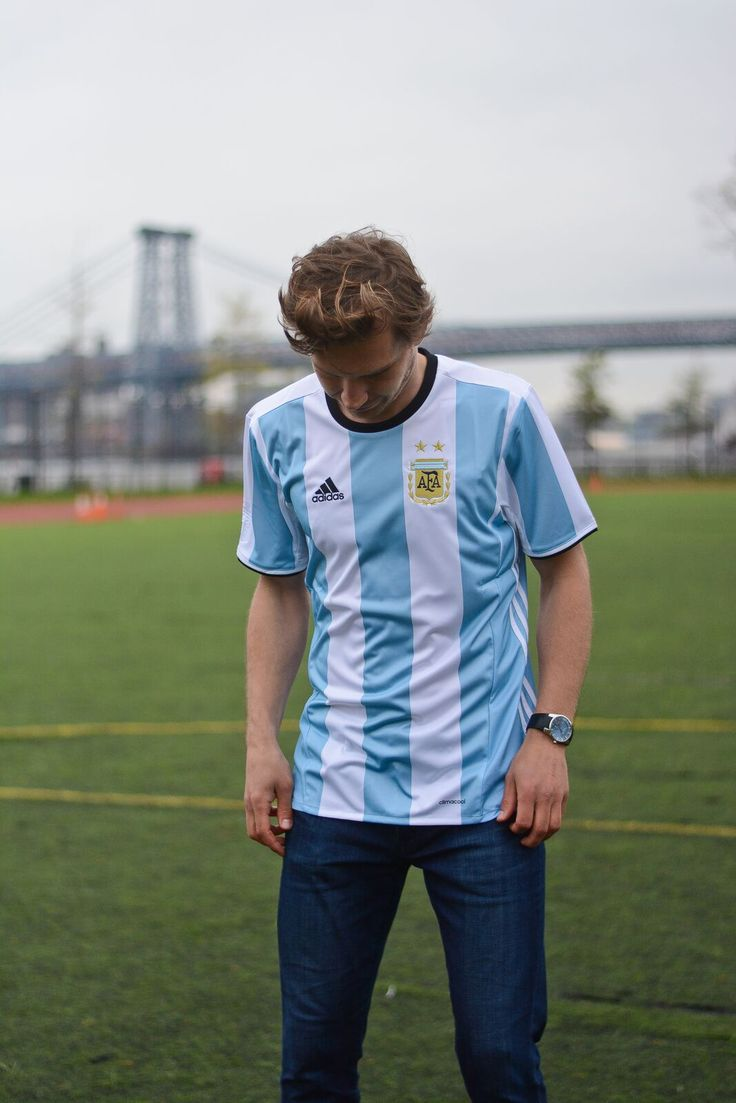 Get your Argentina football jerseys today at WorldSoccerShop.com!