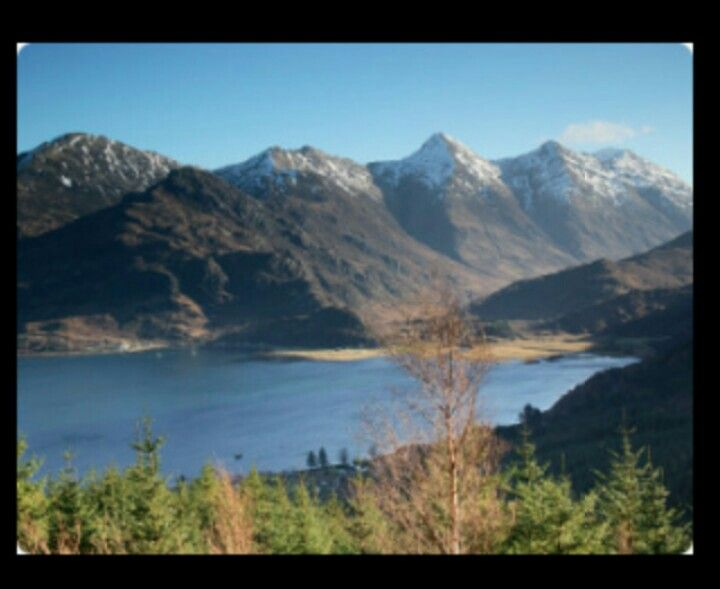 Five Sisters of Kintail.