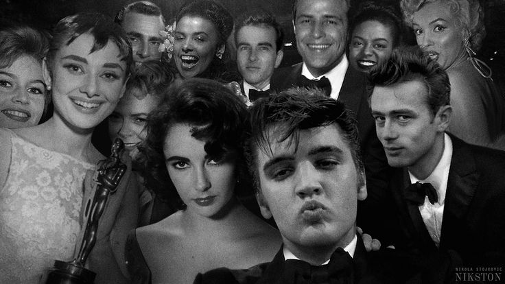 These Vintage Photos Of The Oscars Are