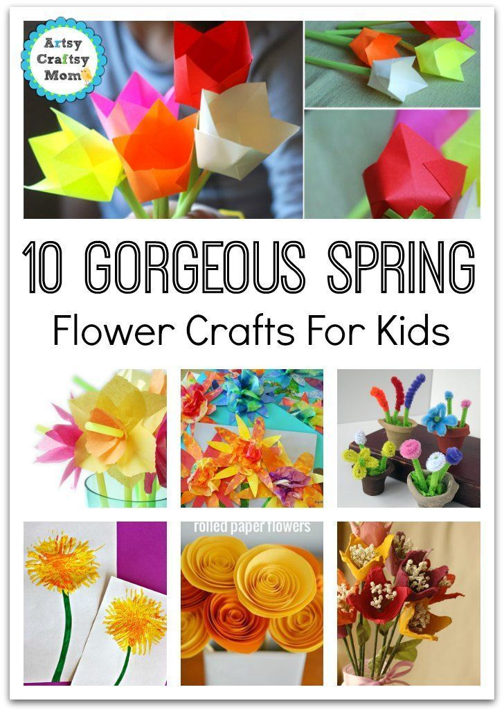 Easy Spring Nail Art With Kester Black: 17 Best Images About Easy Crafts Ideas For Kids On