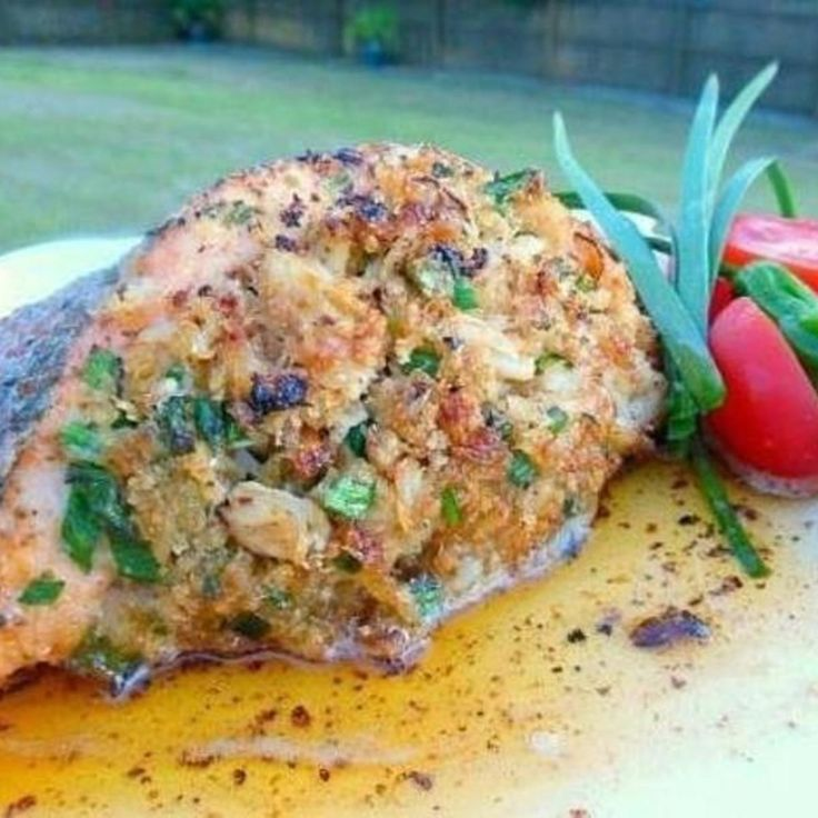 Stuffed Salmon: 1000+ Ideas About Stuffed Salmon On Pinterest