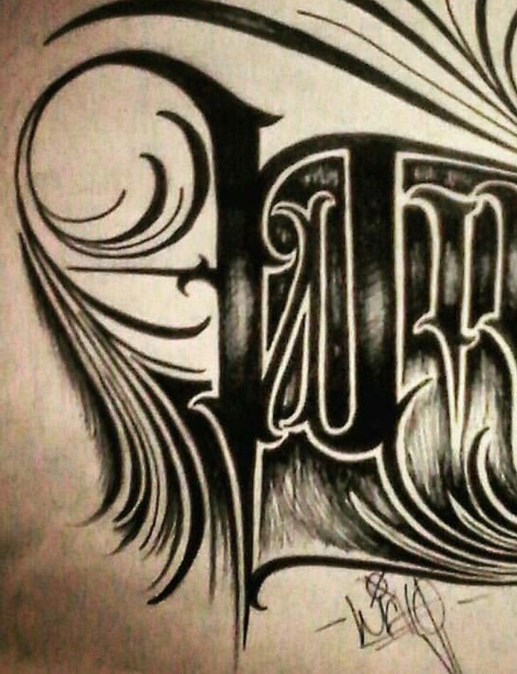 112 best images about lettering on pinterest pearl jam for Ftw tattoo meaning