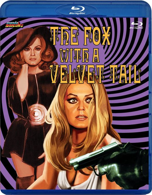 The Fox with a Velvet Tail (1971) Blu-ray Review: An Engaging Twist on the Giallo - Cinema Sentries