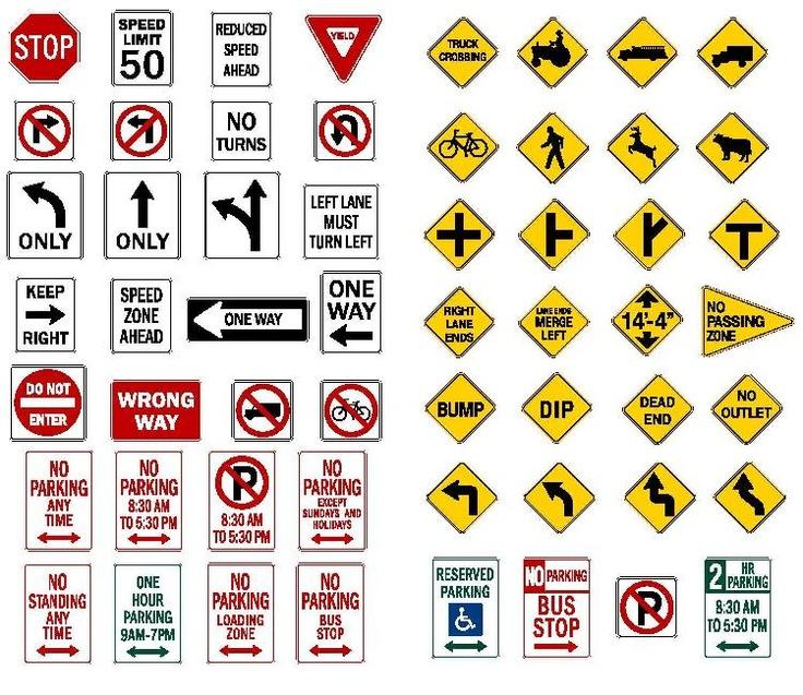 traffic symbols - Google Search