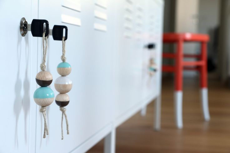Wood pendant | DIY