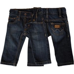 Kid's Western Wear For Baby, Toddler & Children - Kid's Western Apparel - Wrangler Infant Jeans