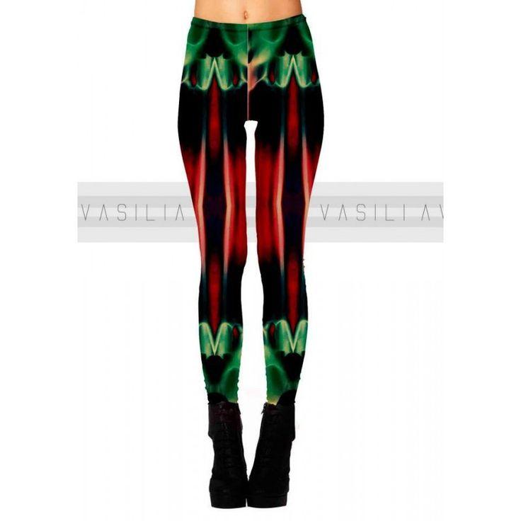 leggis  esqueleto psycho rojo exclusivos lycra diseño Colombiano encuentranos en www.skema-store.com realiza tu pedido