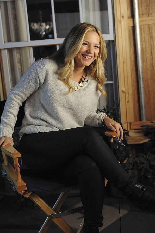 Blue Bloods Photos: Vanessa Ray's Genuine Smile Shows Just How Much She Loves Being Apart of Blue Bloods on CBS.com