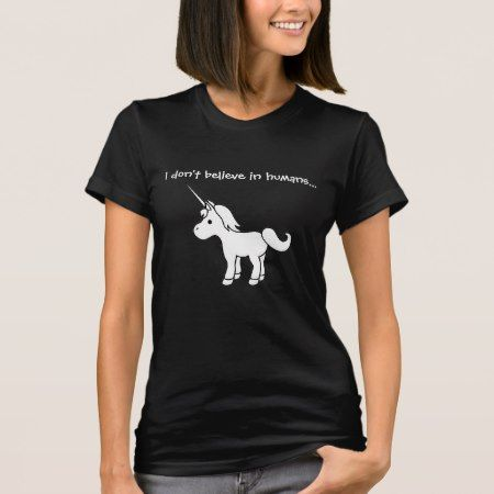 Unfaithful unicorn T-Shirt - click to get yours right now!