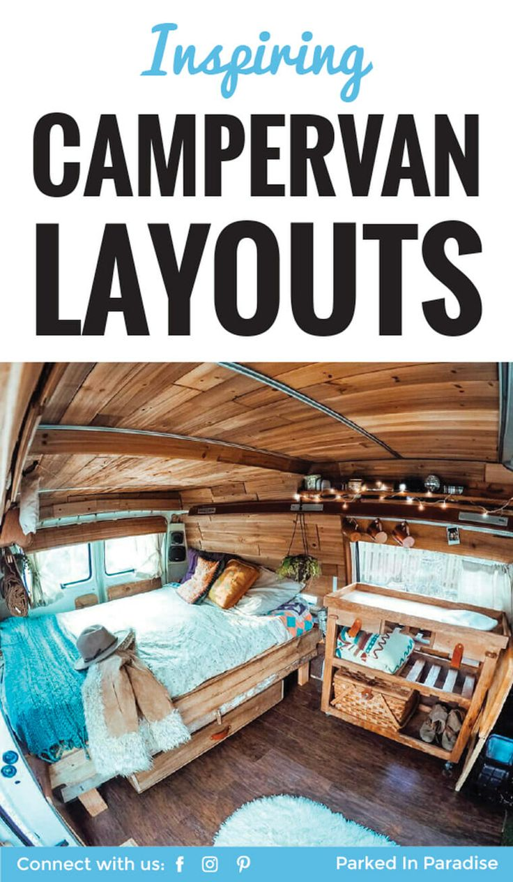 A cool list of creative and inspiring campervan la…