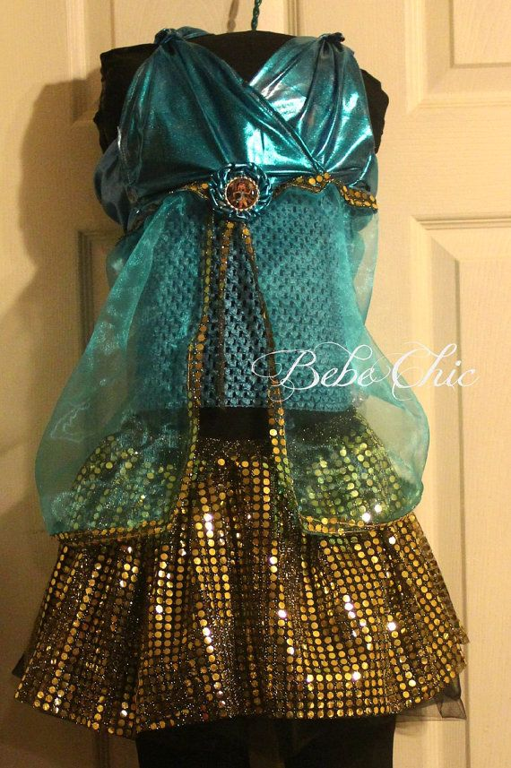 Cleo de nile costume monster high by BebeChicCanada on Etsy, $39.00