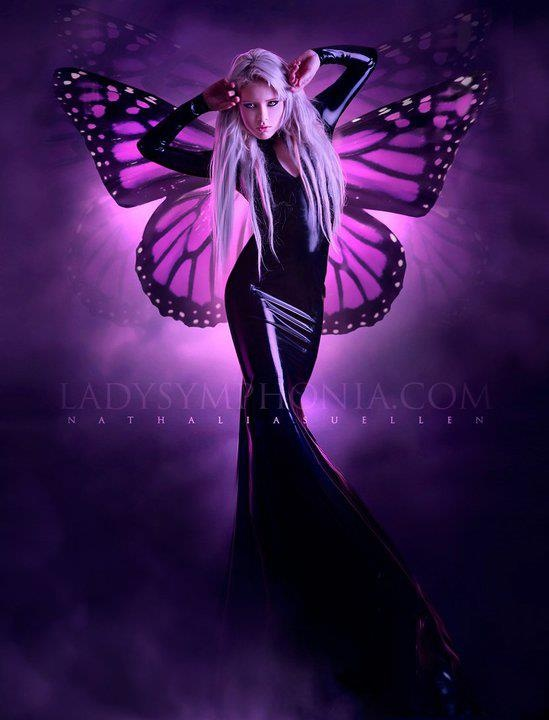 Sexy Butterfly Fairy  Pretty Fairies  Pinterest  Sexy -2916