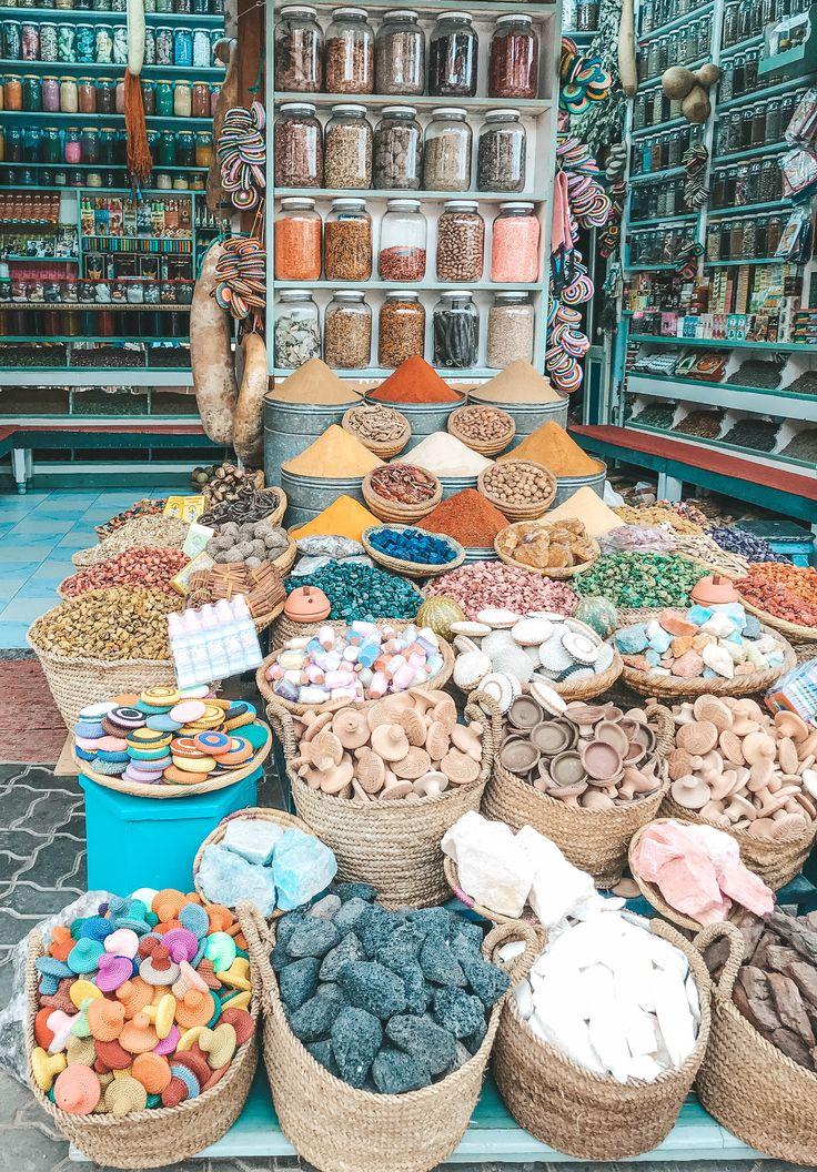 Dinge, die du in Marrakesch UNBEDINGT und AUF KEINEN FALL tun solltest