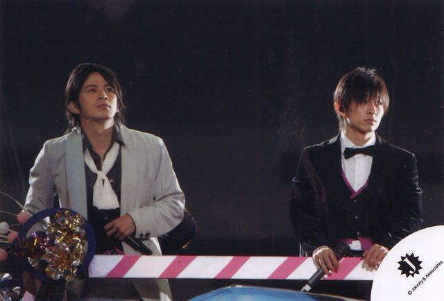 V6 Ken Miyake Junichi Okada