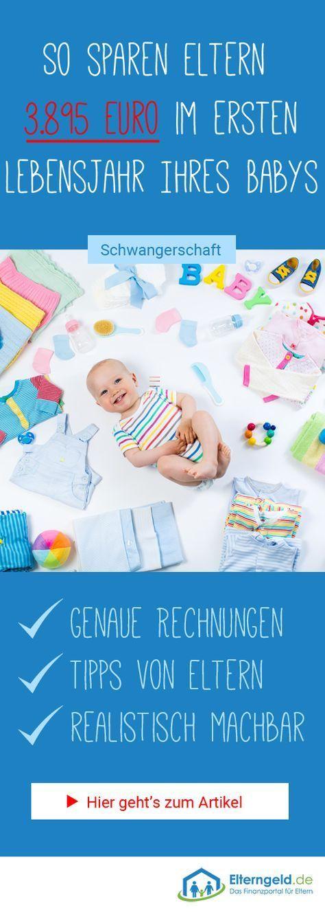 Wie du 3455 im ersten Lebensjahr deines Babys spar…
