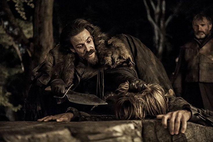 Nikolaj Coster-Waldau and Noah Taylor in Game of Thrones (2011)