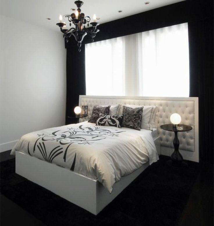 Arredare Camera Da Letto Bianco E Nero : Ideas about camere da letto in bianco e nero su