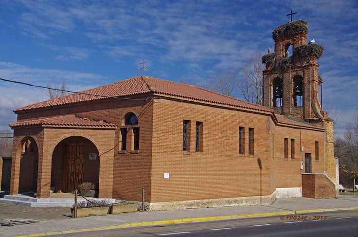 Iglesia de Santa Engracia, Valverde del Camino, León, Camino de Santiago