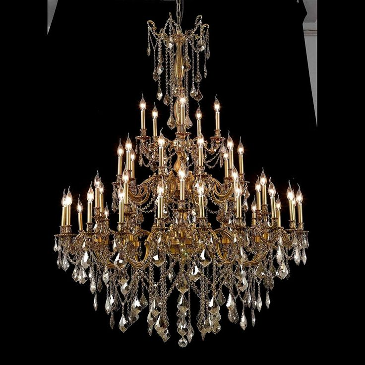 Elegant Foyer Chandeliers : Best candiles y luces chandeliers and lights images