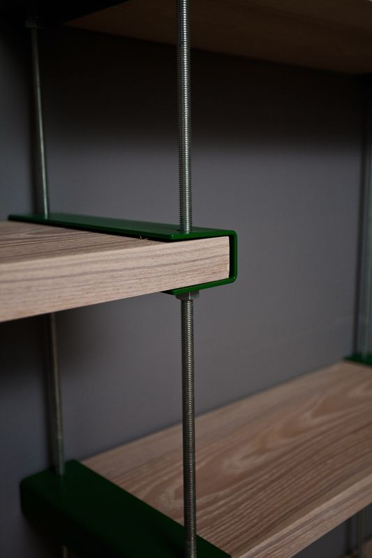 shelving #detail