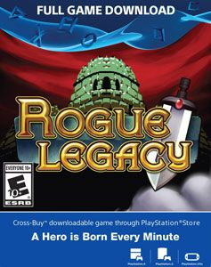 Rogue Legacy - PlayStation 4 [Digital Download]