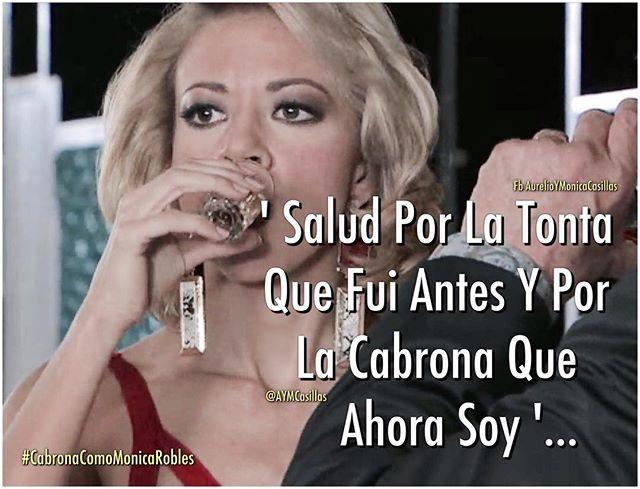 Viernes de CABRONAS ... #CabronaComoMonicaRobles  #MonicaRobles @fernandacga…