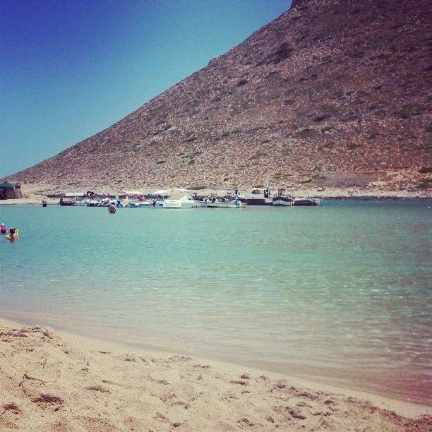 Stavros Beach in Chania