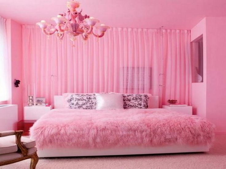Pink Girls Bedrooms best 25+ pink bedroom curtains ideas on pinterest | pink home