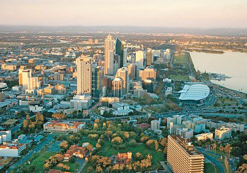 #Perth